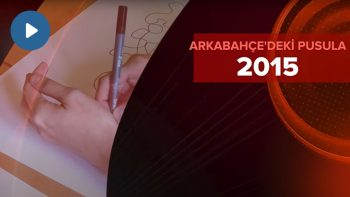 Arkabahçedeki Pusula! Mesleğe İlk Adım Programı, 2015