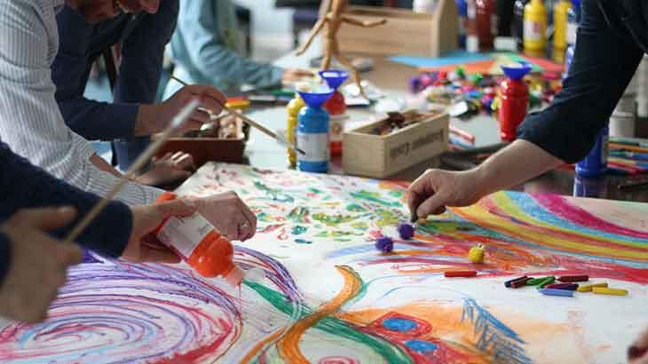 Is The Key Of Healing Hidden Inside Art?
