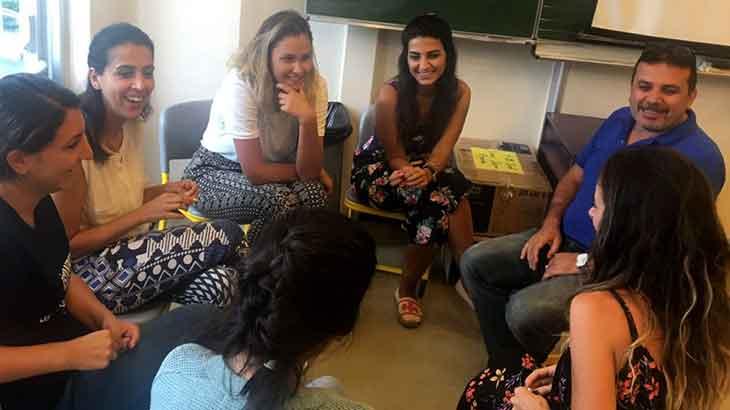 Okullarda Zorbalık ile Mücadele ve Müdahele Programı Eğitimi İçin İELEV'deydik
