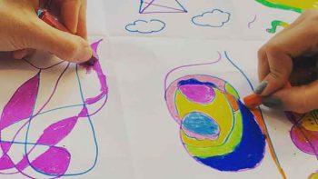 Ergenlerle Sanat Terapisi