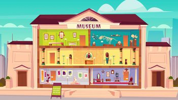 Sanal Gezilebilecek Müzeler