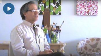 Michael Franklin Arkabahçe'de Sanat Terapisi'ni Anlatıyor