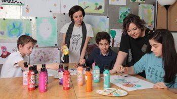 Çocuklarla Sanat Terapisi I. Modül