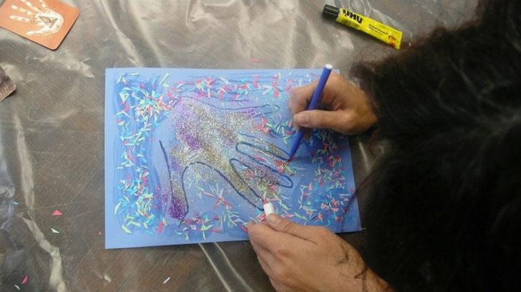 Farklı Sorun Gruplarında Yetişkinlerle Sanat Terapisi Kullanmak