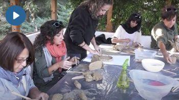 Geleneksel Dışavurumcu Sanat Terapisi, Datça 2013 – Hem Kırılgan Hem Dayanıklıyım