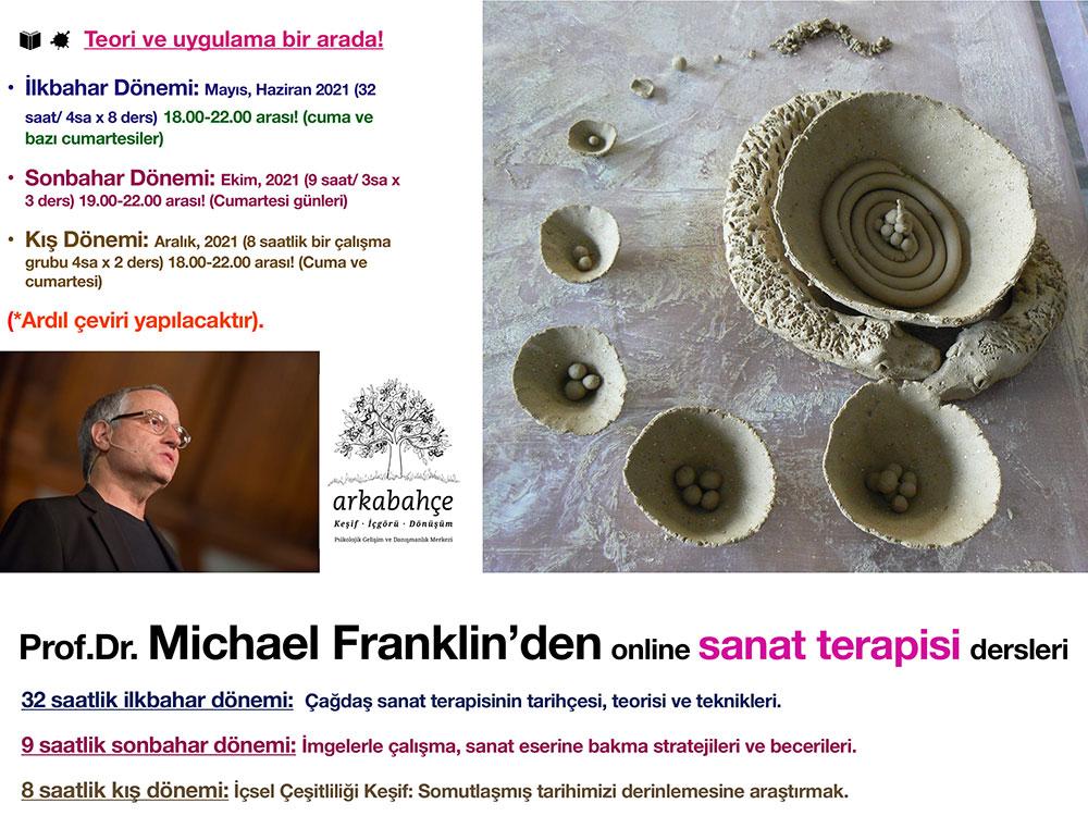 Sanat Terapisti Prof.Dr. Michael Franklin!